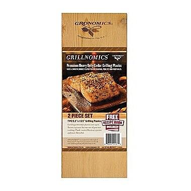 Gronomics Grillnomics Wood Plank