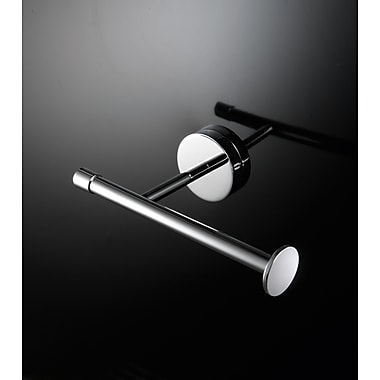 WS Bath Collections Duemilla Wall Mounted Toilet Paper Holder