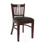 Benkel Seating Slatback Side Chair (Set of 2)