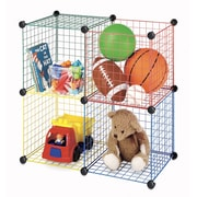 Whitmor, Inc Storage Cube (Set of 4)