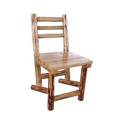 Rush Creek Rush Creek Solid Wood Dining Chair