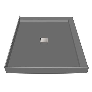 Tile Redi Shower Module; 5.75'' H x 42'' W x 36'' D