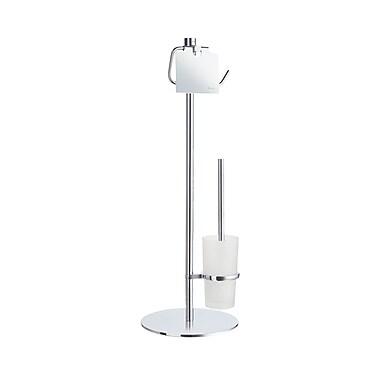 Smedbo Outline Freestanding Toilet Brush Set