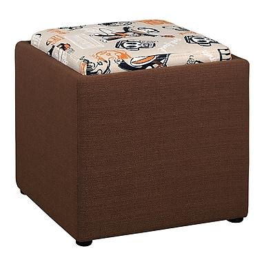 Najarian Furniture Paul Frank Storage Ottoman