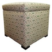 Sole Designs Tamara Ottoman; Bonjour Blush