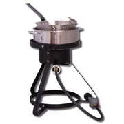 King Kooker Bolt Together Outdoor Cooker Package w/ Pot