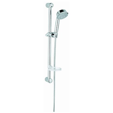 Grohe Relexa 5-Spray Pattern Shower Faucet Trim w/ SpeedClean Technology; Chrome