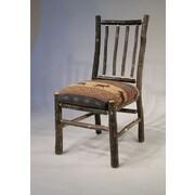 Flat Rock Furniture Berea Rail Back Side Chair; Yukon