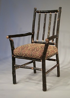 Flat Rock Furniture Berea Rail Back Arm Chair; Cranston