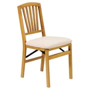Stakmore Side Chair (Set of 2); Oak