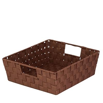 Honey-Can-Do Woven Tray Shelf, java (STOZ03049)