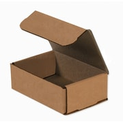 "6"" x 4"" x 2"" Corrugated Mailers, 50/Bundle (M642K)"