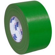"Tape Logic™ 10 mil Duct Tape, 3"" x 60 yds., Green, 16/Pack"