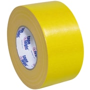 "Tape Logic™ 10 mil Duct Tape, 3"" x 60 yds., Yellow, 3/Pack"
