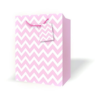 Small Baby Bags, Pink, 12/Pack
