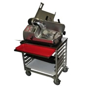 PVIFS Slicer Mixer Scale Utility Cart