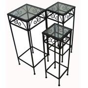 Pangaea 3 Piece Nesting Tables