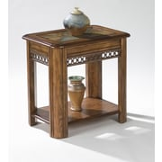Magnussen Madison Sliding Top Chairside Table
