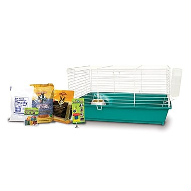Ware Manufacturing Home Sweet Home Rabbit Cage Starter Kit