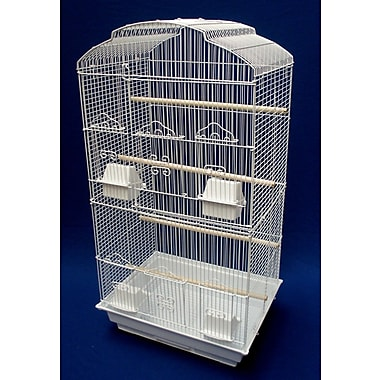 YML Shell Small Bird Cage
