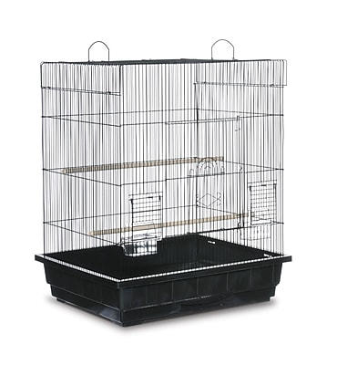 Prevue Hendryx Square Top Parakeet Bird Cage;