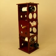 Proman Fuji 12 Bottle Floor Wine Rack