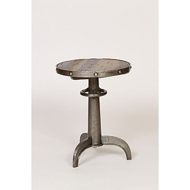 Knox & Harrison Industrial End Table