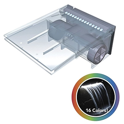 Atlantic Water Gardens Colorfall w/ Color Changing LED; 6''