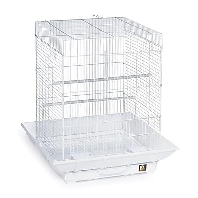 Prevue Hendryx Clean Life Cockatiel Bird Cage; White WYF078276375329