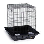 Prevue Hendryx Clean Life Cockatiel Bird Cage; Black