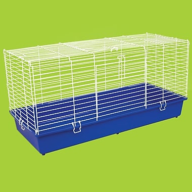 Ware Manufacturing Home Sweet Home Small Animal Cage; 20'' H x 40.25'' W x 17.25'' D
