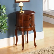 All Things Cedar Round End Table