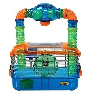 Super Pet Crittertrail Triple Play Animal Modular Habitat