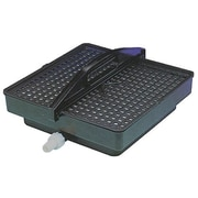 E G Danner Danner PM 1000 12'' x 12'' Mechanical Filter Only w/ O PMP