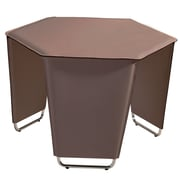 Bellini Modern Living Movado End Table; Taupe
