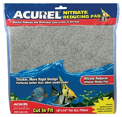 Acurel Nitrate Remover Infused Media Pad