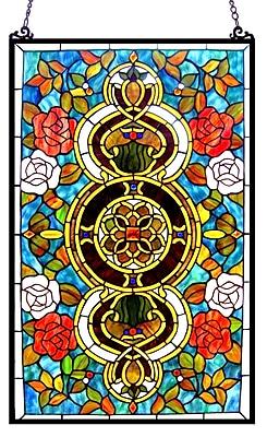 Chloe Lighting Eureka Sonara Victorian Window Panel WYF078276727743