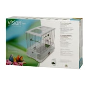 Hagen Single Vision  Bird Cage w/ Small Wire