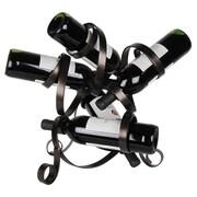 Metrotex Designs 5 Bottle Tabletop Wine Rack; Meteor
