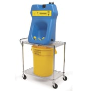 Speakman GravityFlo Portable Emergency Eye Wash Cart