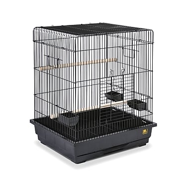 Prevue Hendryx Square Roof Parrot Bird Cage