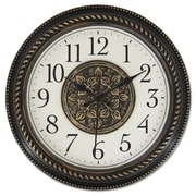 "MZB WAC858 16"" Waltham Wall Clock With Resin Case"