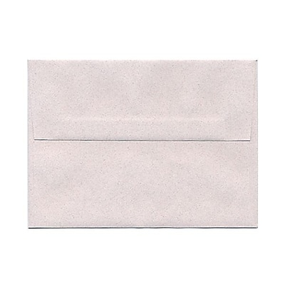 JAM Paper® A6 Invitation Envelopes, 4.75 x 6.5, Rose Quartz Pink Recycled, 1000/carton (CPPT663B)