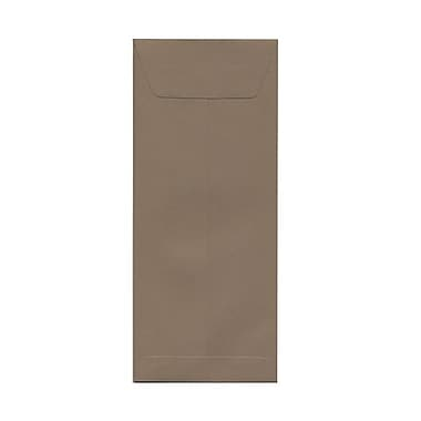 JAM Paper® #12 Policy Envelopes, 4.75 x 11, Simpson Kraft Recycled, 100/Pack (900907739g)