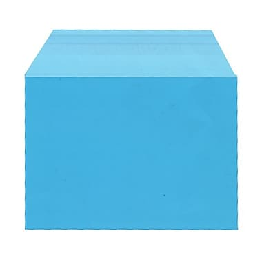 JAM Paper® Cello Sleeves, A6, 4.63 x 6 7/16, Blue, 1000/Pack (56SBL1B)
