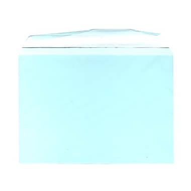 JAM Paper® Cello Sleeves, A7, 5 1/16 x 7 3/16, Aqua Blue, 1000/Pack (02785503B)