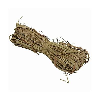 JAM Paper® Wraffia Ribbon Bundle, 1.7 oz, Brown, Sold Individually (2190215231)