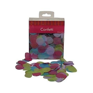 JAM Paper® Box of MultiColour Confetti, 1 ounce per box (2226817010g)