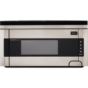 Sharp 1.5 cu. ft. Over The Range Microwave Oven, 1000 W, Stainless Steel by