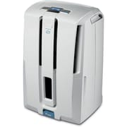 DeLonghi DD50PE 50-Pint Dehumidifier With Patented Pump, White